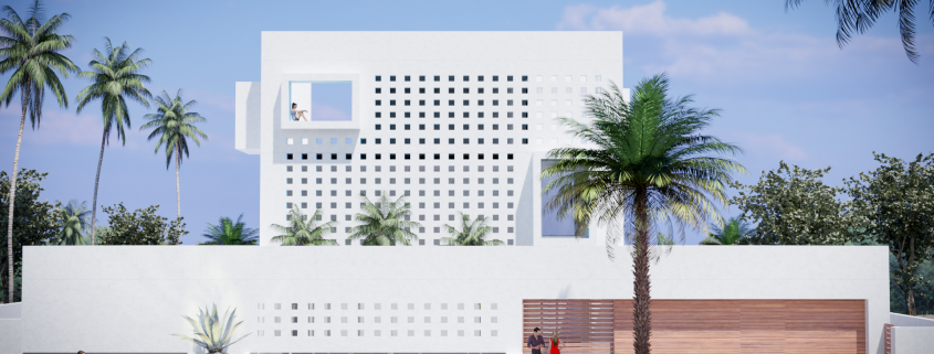 SPENCER HOUSE by Guy PETERSON at SARRASOTA - MIAMI